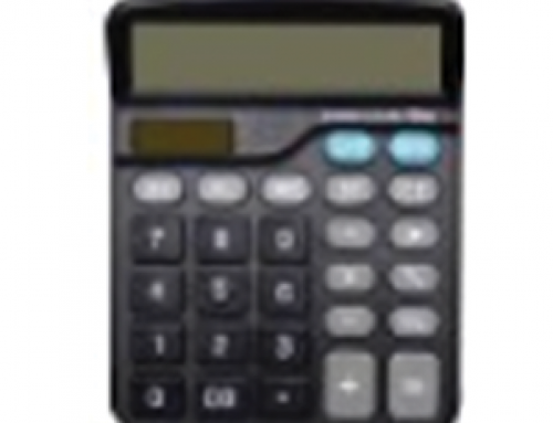 GeniusGuard™ CVR Spy Calculator Voice Recorder
