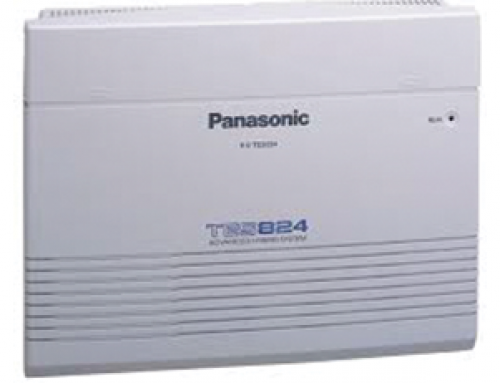 Panasonic KX-TES824SN – Max 3 external CO lines, 8 internal extensions