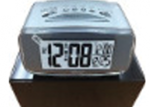 Spy Camera Desktop Alarm Clock