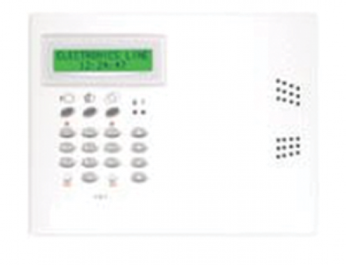 Commercial grade Wired Security Alarm system