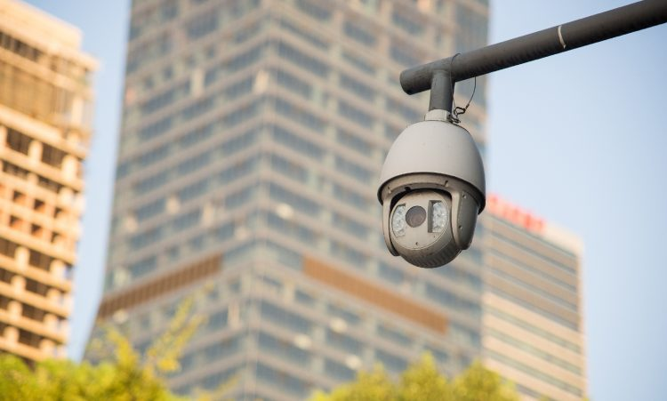CCTV PTZ cameras in Singapore