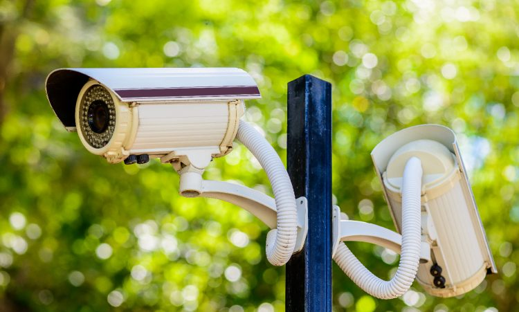 CCTV bullet cameras in Singapore