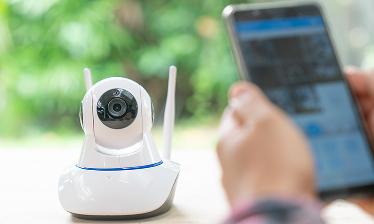 CCTV cameras in Singapore remote viewing