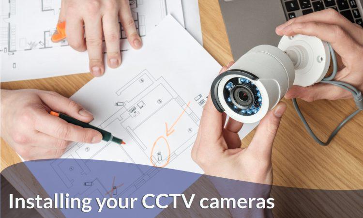 CCTV cameras installation in Singapore