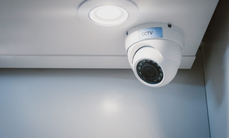 CCTV dome cameras in Singapore