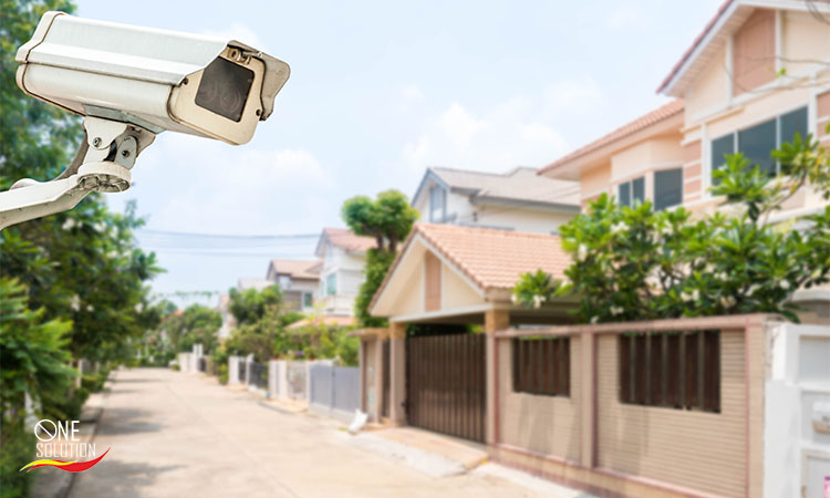 CCTV Cameras Are Placed In Prominent Locations