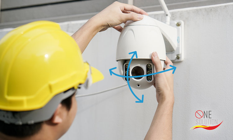 CCTV Gauge lighting conditions