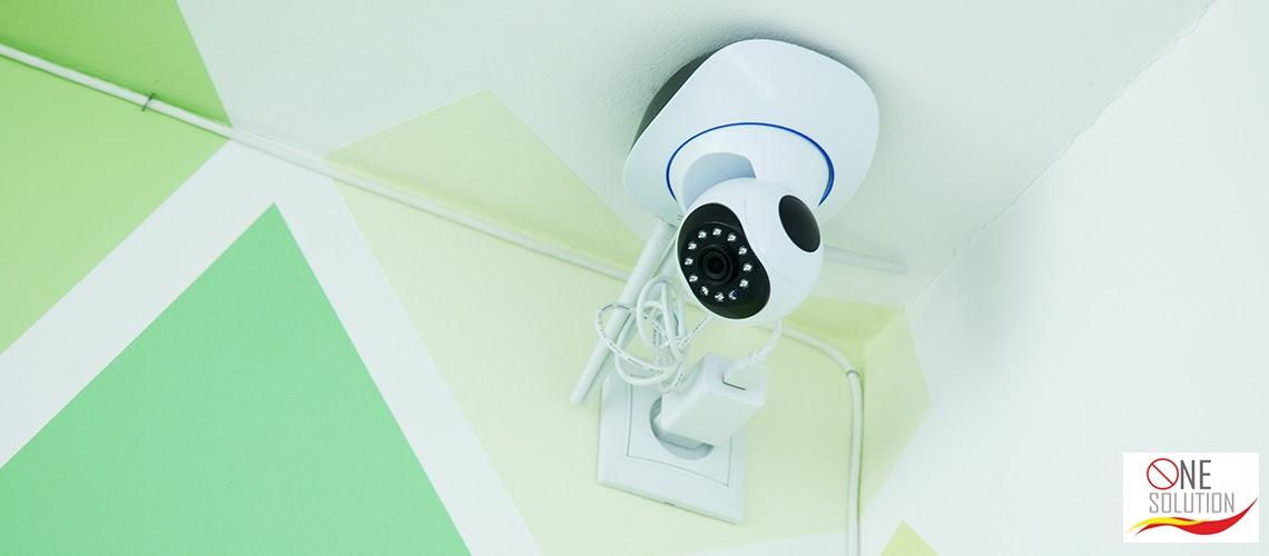 Office CCTV Camera